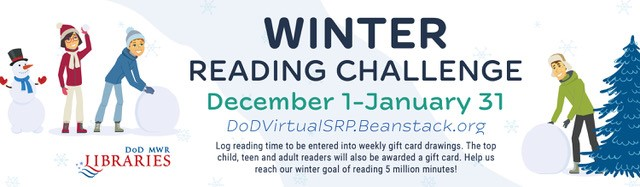 DoD Winter Reading Program